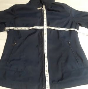 boston traders Jackets & Coats - Boston Traders Vintage Blue Nylon Jacket - Large